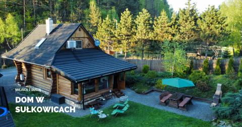 Dom w Sułkowicach Miejsca z duszą Życie w podróży blog podróżniczy