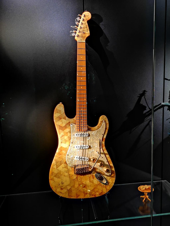 bursztynowa gitara muzeum bursztynu gdańsk