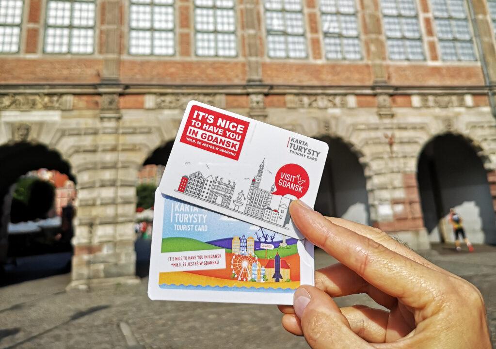gdańska karta turysty zwiedzanie