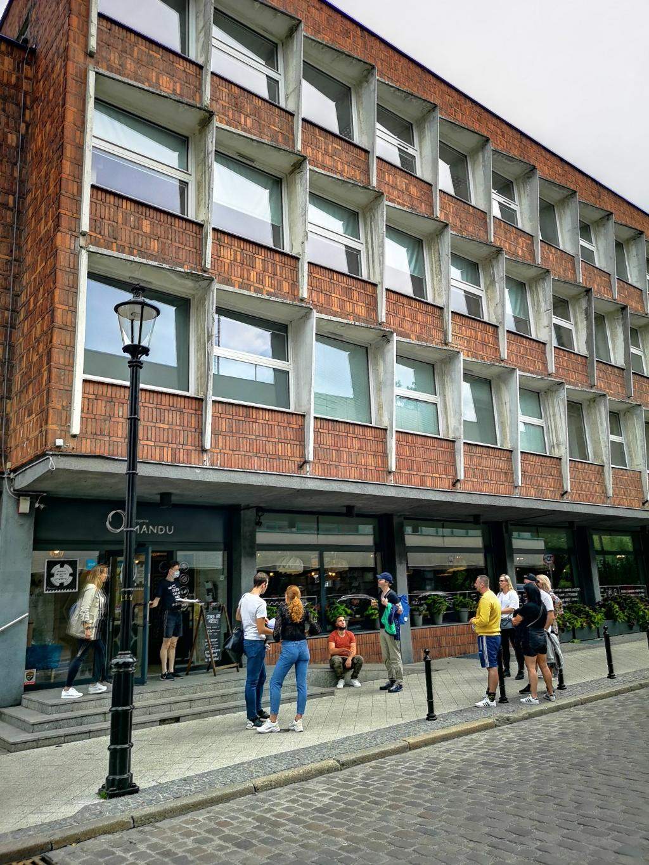 pierogarnia Mandu menu co zjeść w gdańsku najlepsze restauracje