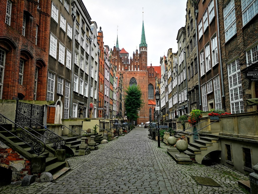 ulica miariacka w gdańsku zwiedzanie co zobaczyć weekend kiedy przyjechać