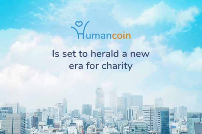 The Humancoin Blockchain Project Aims to Effectively liaise e-commerce and Charity