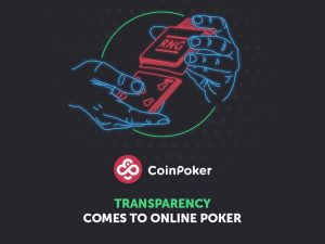 CoinPoker Invites Cryptography and Poker Experts to Debunk their Transparent Card Shuffling Software and Take Home 1,000,000 CHP Bug Bounty