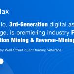 BitMax.io (BTMX.com) Continues Platform Enhancement with Reverse-Mining Model