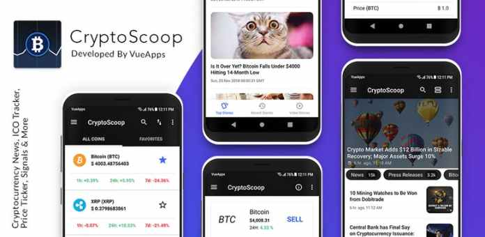 Introducing CryptoScoop, the One Source for all Cryptocurrency Information
