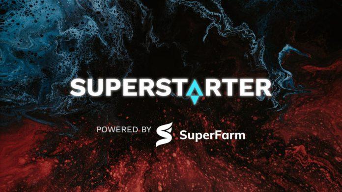 SuperFarm Launches SuperStarter, Its Native Crowdfunding Platform