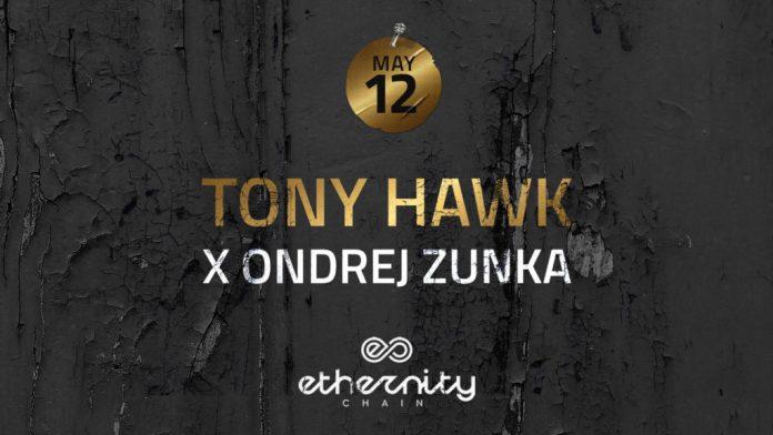 Ethernity Chain Memorializes Tony Hawk's Latest 540 Skate Trick With NFT