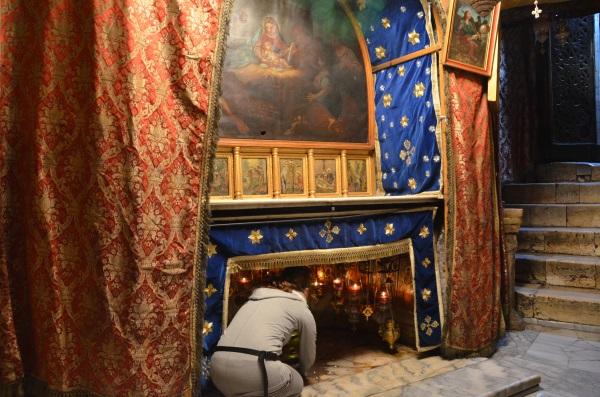 Miejsce narodzin Jezusa Chrystusa