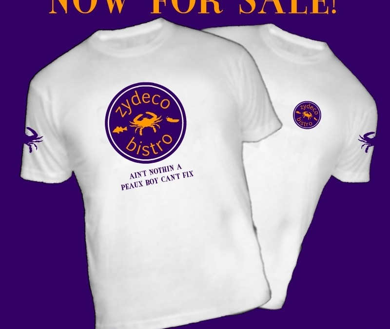 Zydeco Shirt Sale