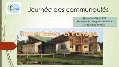 Journée des communautés 2
