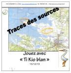 trace des sources