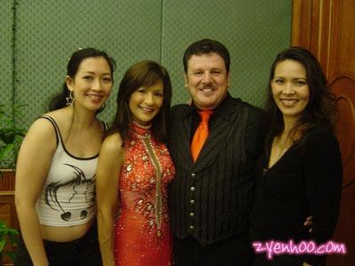 With Doug and Jackie Miranda