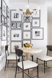 Adorable Family Dining Room Decorating Ideas 11