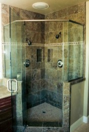 Adorable Master Bathroom Shower Remodel Ideas 14