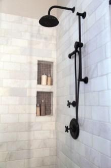Adorable Master Bathroom Shower Remodel Ideas 28