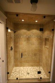 Adorable Master Bathroom Shower Remodel Ideas 39