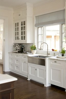 Adorable Rustic Farmhouse Kitchen Design Ideas 33