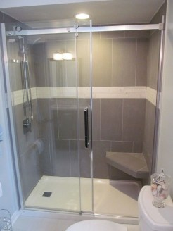 Beautiful Bathroom Shower Remodel Ideas 13