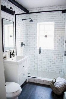 Beautiful Bathroom Shower Remodel Ideas 14
