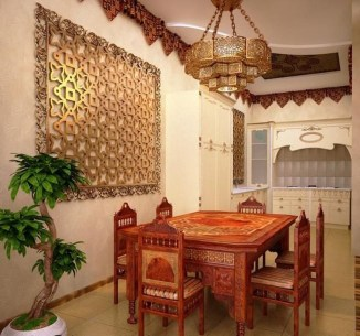 Best Ideas For Moroccan Dining Room Décor 16