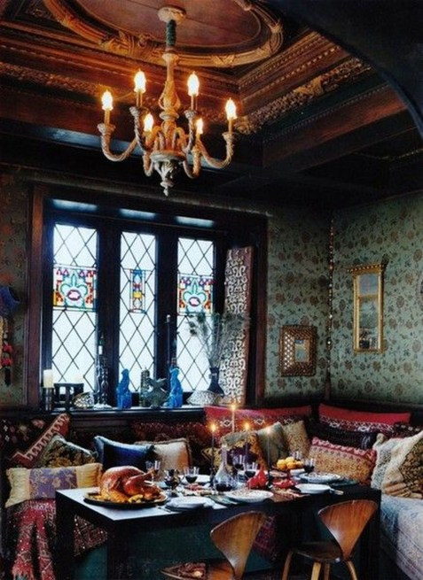 Best Ideas For Moroccan Dining Room Décor 20