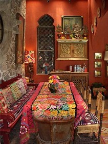 Best Ideas For Moroccan Dining Room Décor 27