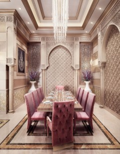 Best Ideas For Moroccan Dining Room Décor 34