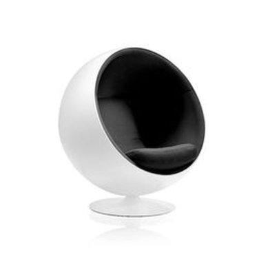 Cozy Ball Chair Design Ideas 15