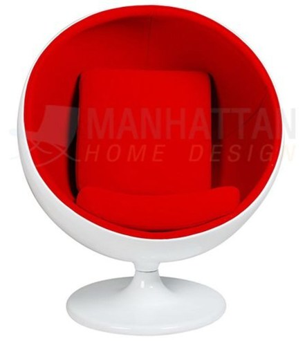 Cozy Ball Chair Design Ideas 29