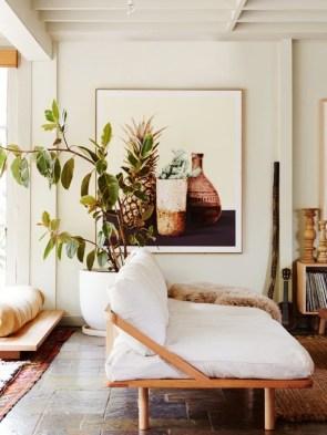 Cozy Bohemian Living Room Design Ideas 07