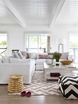 Cozy Bohemian Living Room Design Ideas 17