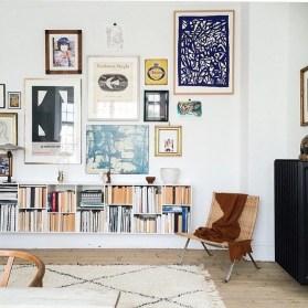 Cozy Bohemian Living Room Design Ideas 20