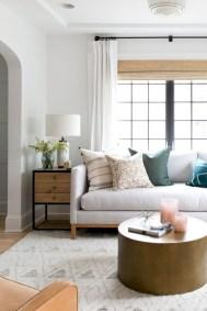Cozy Bohemian Living Room Design Ideas 32
