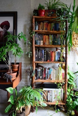 Cozy Bohemian Living Room Design Ideas 38