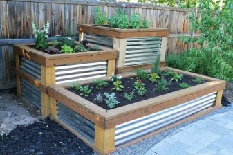 Cozy Decorative Garden Planters Design Ideas 09