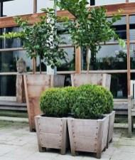 Cozy Decorative Garden Planters Design Ideas 10
