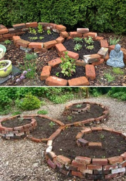 Cozy Decorative Garden Planters Design Ideas 35