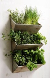 Cozy Decorative Garden Planters Design Ideas 38
