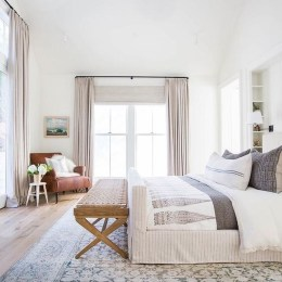 Cozy Minimalist Bedroom Design Trends Ideas 21