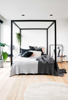 Cozy Minimalist Bedroom Design Trends Ideas 31
