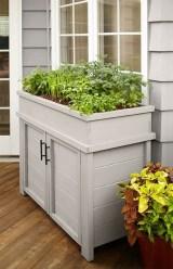 Creative DIY Patio Gardens Ideas On A Budget 03