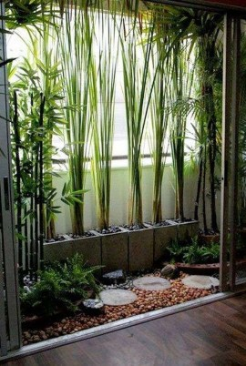 Creative DIY Patio Gardens Ideas On A Budget 30