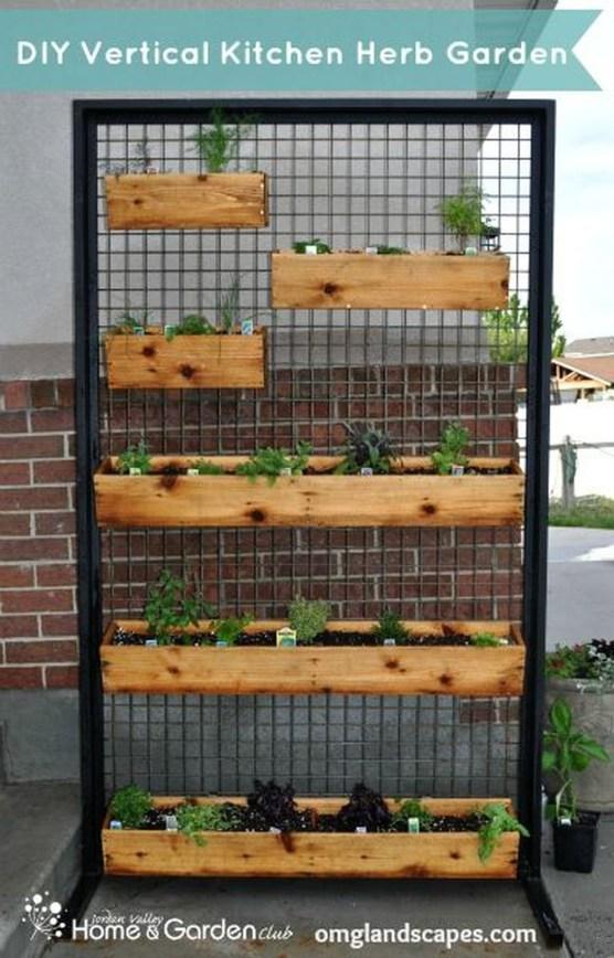 Creative DIY Patio Gardens Ideas On A Budget 42