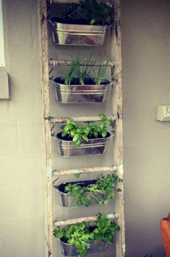 Creative DIY Patio Gardens Ideas On A Budget 43