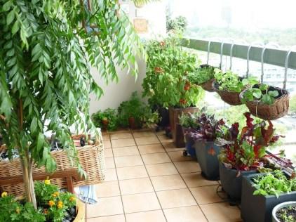 Creative Diy Small Apartment Balcony Garden Ideas 07