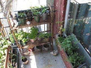 Creative Diy Small Apartment Balcony Garden Ideas 29