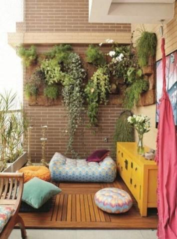 Creative Diy Small Apartment Balcony Garden Ideas 36