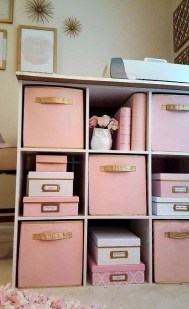 Efficient Dorm Room Organization Decor Ideas 37