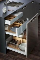 Elegant And Modern Kitchen Cabinet Design Ideas 13