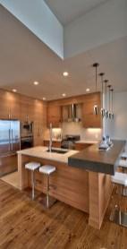 Elegant And Modern Kitchen Cabinet Design Ideas 34